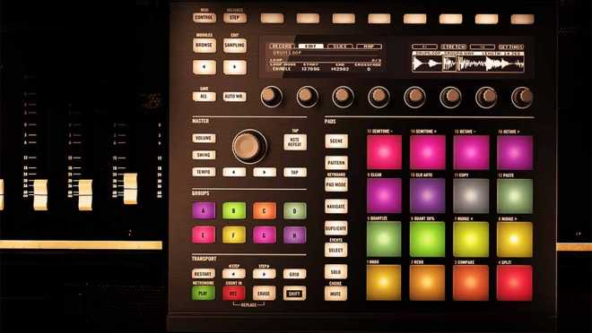Maschine Beat Deconstruction 2 TUTORiAL   Images From Magesy® R Evolution™