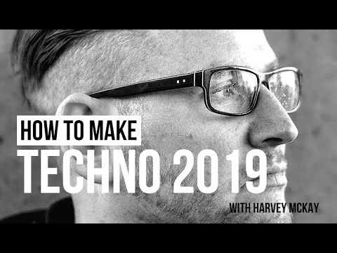 How To Make Techno 2019 TUTORiAL SYNTHiC4TE | Images From Magesy® R Evolution™