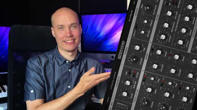 How to use Synthesizers for Music Production TUTORiAL | Images From Magesy® R Evolution™
