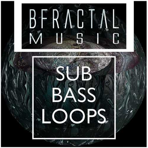 Tech House Sub Bass Loops WAV | Images From Magesy® R Evolution™
