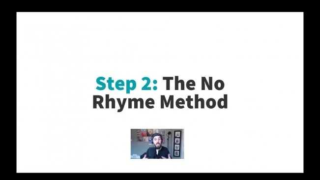 How To Rap For Beginners Masterclass TUTORiAL | Images From Magesy® R Evolution™