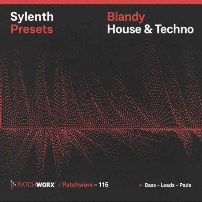 House and Techno Sylenth Presets WAV MiDi FXB SYNTHiC4TE | Images From Magesy® R Evolution™