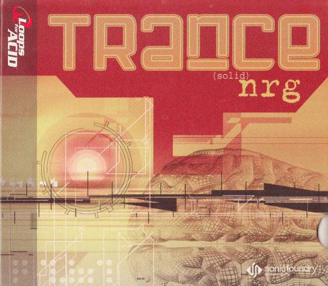 Sonic Foundry Trance NRG Vol.1 ACiD WAV | Images From Magesy® R Evolution™