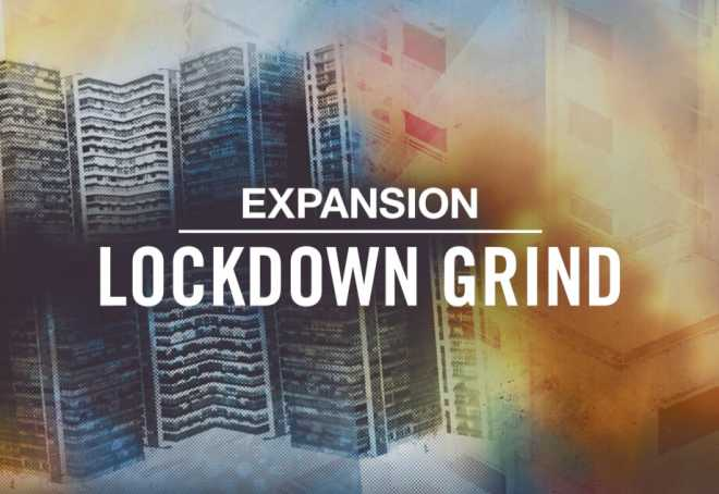 Lockdown Grind Expansion v1.0.0 DVDR SYNTHiC4TE | Images From Magesy® R Evolution™