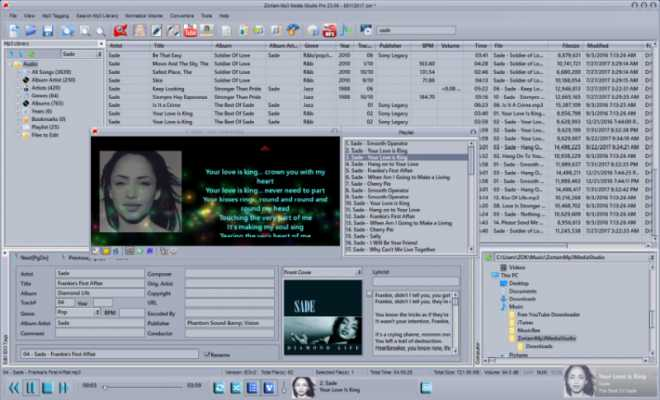 Mp3 Media Studio Pro v25.45 WiN F4CG | Images From Magesy® R Evolution™