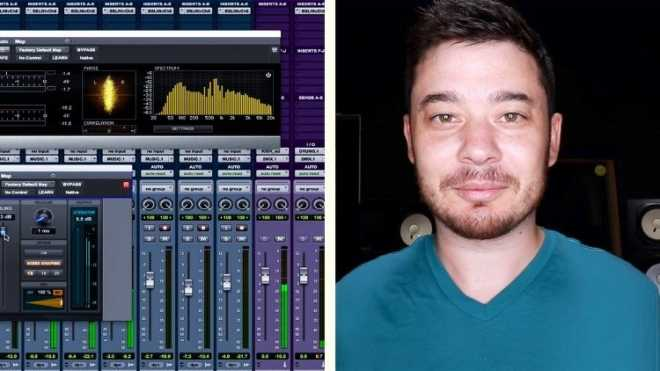 Learn How to Produce a Song for Video TUTORiAL   Images From Magesy® R Evolution™