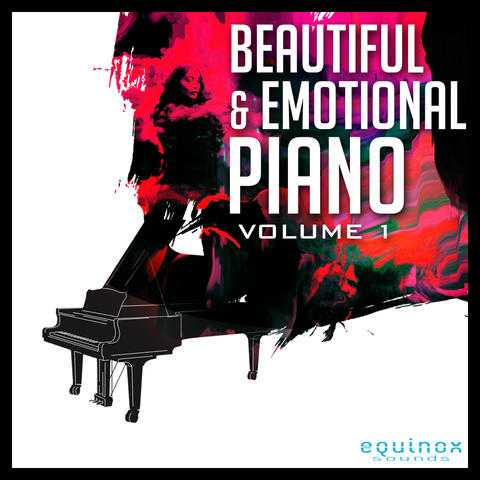 Beautiful and Emotional Piano Vol.1 WAV | Images From Magesy® R Evolution™