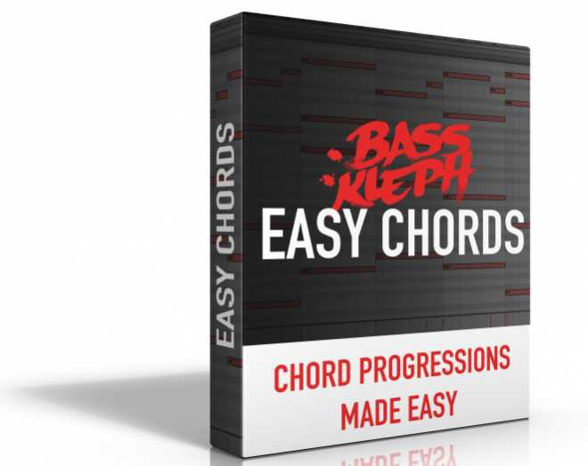 Easy Chords v1.1 ALS For ABLETON LiVE | Images From Magesy® R Evolution™
