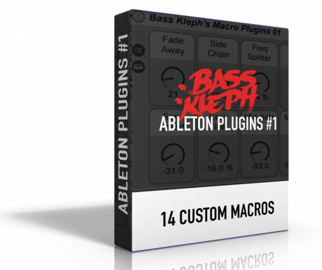 Ableton Live Macro Plugin Pack 01 ADG | Images From Magesy® R Evolution™