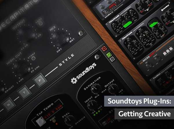 Soundtoys Plug Ins Getting Creative TUTORiAL SYNTHiC4TE | Images From Magesy® R Evolution™