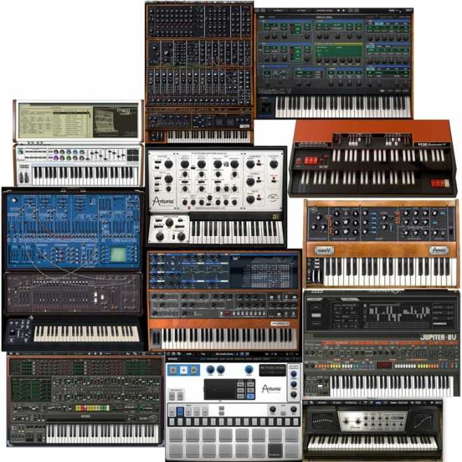 Synth Collection 2019.12 WiN CSE V.R   Images From Magesy® R Evolution™