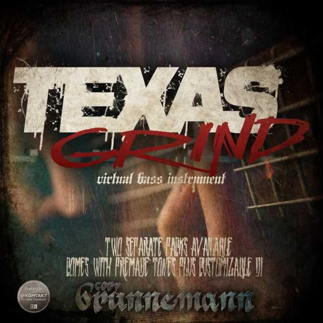 Texas Grind Virtual Bass Instrument For KONTAKT | Images From Magesy® R Evolution™