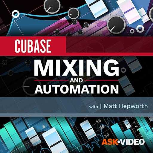 Mixing and Automation Cubase 10 TUTORiAL | Images From Magesy® R Evolution™
