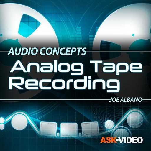 Analog Tape Recording TUTORiAL | Images From Magesy® R Evolution™