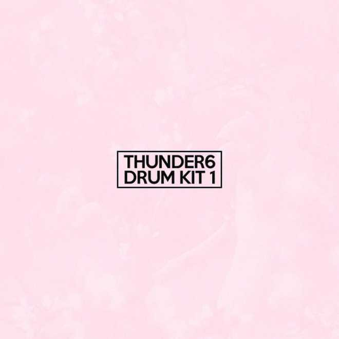 Thunder6 Drumkit 1 WAV ABLETON PROJECT | Images From Magesy® R Evolution™