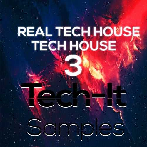 Real Tech House 3 WAV | Images From Magesy® R Evolution™
