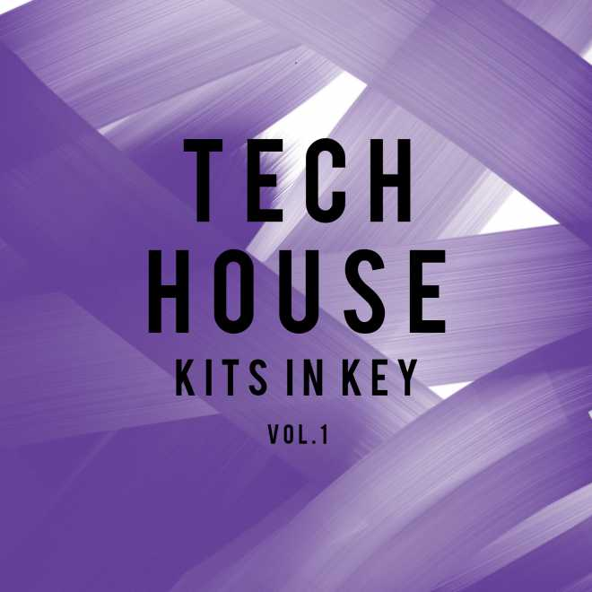 Tech House   Kits in Key Vol.1 WAV | Images From Magesy® R Evolution™