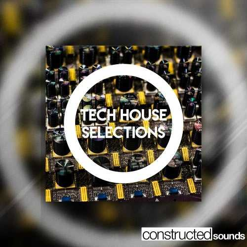 Tech House Selections WAV MiDi | Images From Magesy® R Evolution™