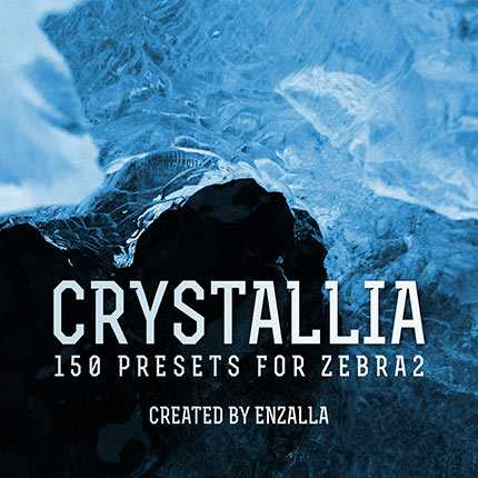 Crystallia for Zebra 2 H2P   Images From Magesy® R Evolution™