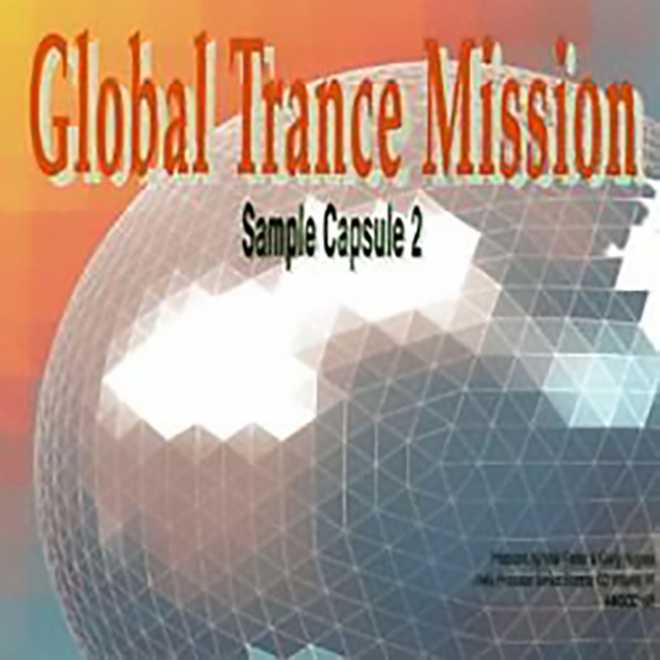 AMG Global Trance Mission Vol.2 AKAi KONTAKT WAV | Images From Magesy® R Evolution™