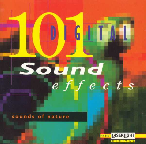 Digital Sound Effects Sounds of Nature CDDA BSOUNDZ | Images From Magesy® R Evolution™