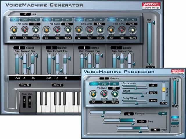 Steinberg VoiceMachine v1.0 VST x86 WiN OxYGeN | Images From Magesy® R Evolution™