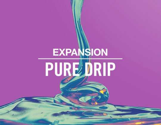 Pure Drip Expansion v1.0.0 DVDR SYNTHiC4TE | Images From Magesy® R Evolution™