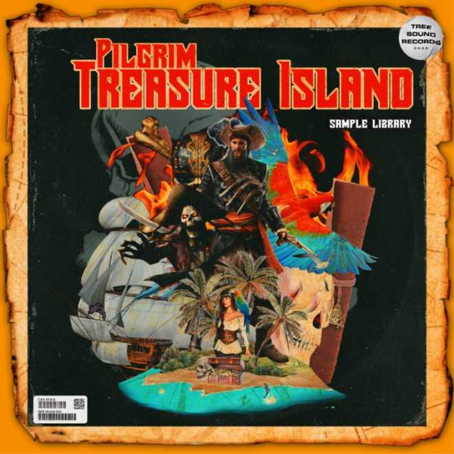 Treasure Island (Sample Library) WAV | Images From Magesy® R Evolution™