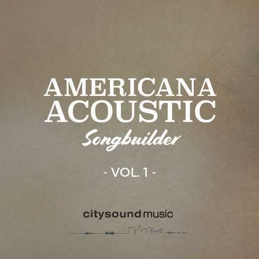 Americana Acoustic Songs Builder Vol.1 WAV   Images From Magesy® R Evolution™