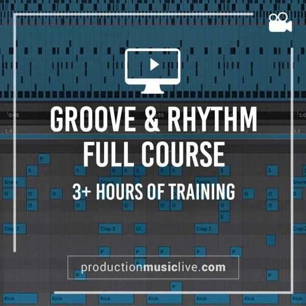 Groove and Rhythm Full Course TUTORiAL | Images From Magesy® R Evolution™