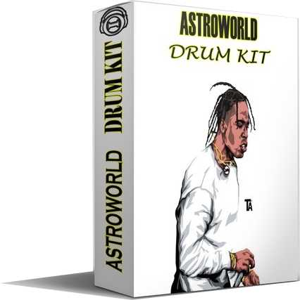 ASTROWORD DRUM KiT WAV FLP | Images From Magesy® R Evolution™