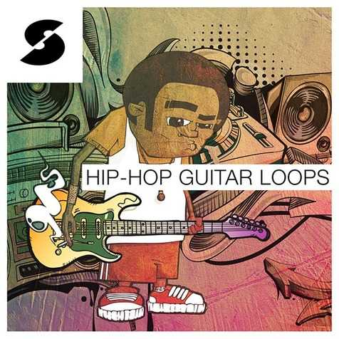 Hip Hop Guitar Loops MULTiFORMAT DISCOVER | Images From Magesy® R Evolution™