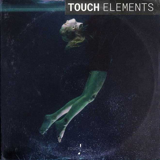 Touch Elements: Dark Pop WAV | Images From Magesy® R Evolution™