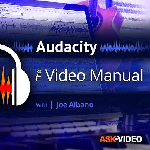 Audacity: The Video Manual TUTORiAL SYNTHiC4TE | Images From Magesy® R Evolution™
