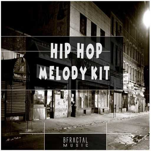 Hip Hop Melody Kit WAV | Images From Magesy® R Evolution™
