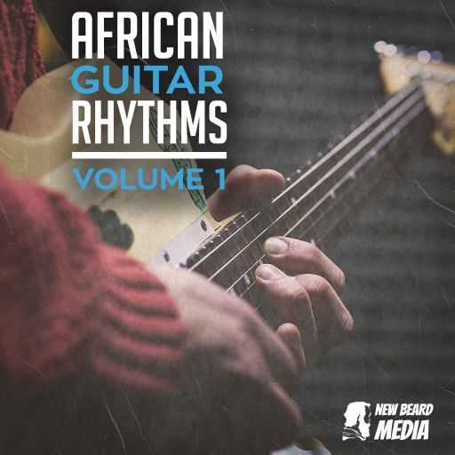 African Guitar Rhythms Vol.1 WAV | Images From Magesy® R Evolution™