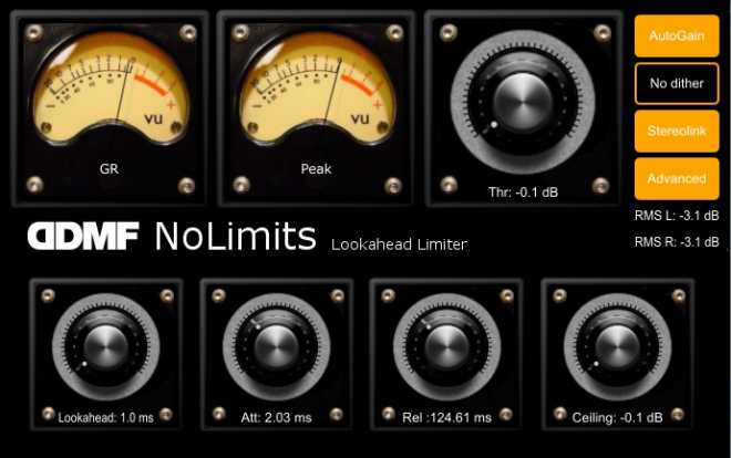 NoLimits v1.2.0 AAX VST RTAS x86 x64 WiN R2R   Images From Magesy® R Evolution™