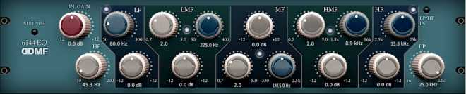 6144 EQ v1.2.4 AAX VST RTAS x86 x64 WiN R2R   Images From Magesy® R Evolution™