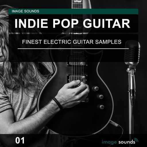 Indie Pop Guitar 01 WAV | Images From Magesy® R Evolution™