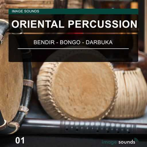 Oriental Percussion 01 WAV | Images From Magesy® R Evolution™