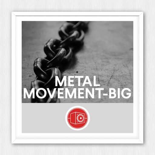 Metal Movement Big WAV | Images From Magesy® R Evolution™
