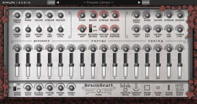 ResonHeart v1.0.0 WiN MAC R2R | Images From Magesy® R Evolution™