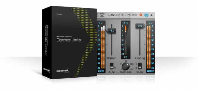 ProChannel Concrete Limiter v1.0.2 WiN R2R | Images From Magesy® R Evolution™