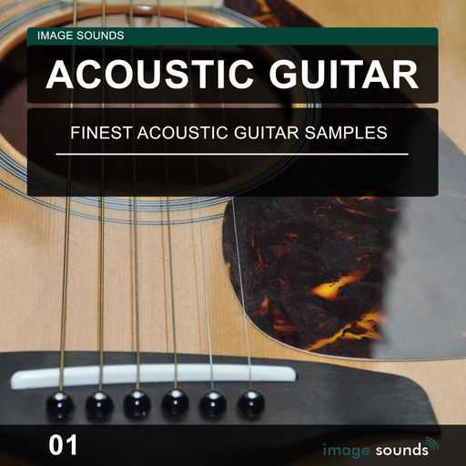 Acoustic Guitar 01 WAV | Images From Magesy® R Evolution™