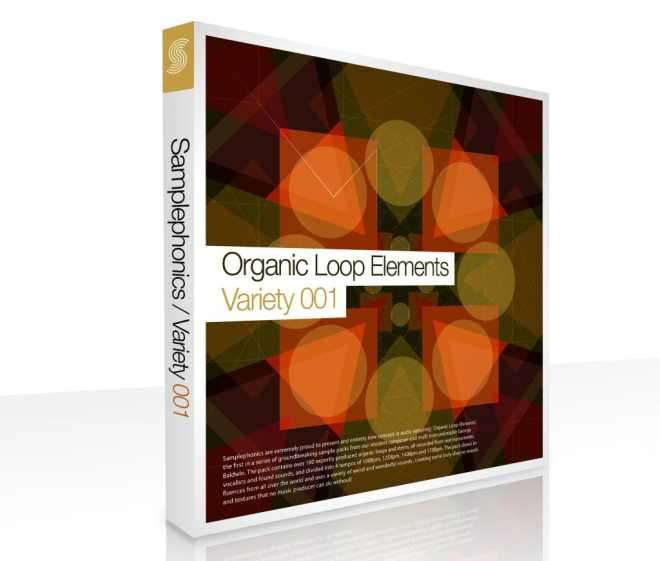 Organic Loop Elements WAV | Images From Magesy® R Evolution™