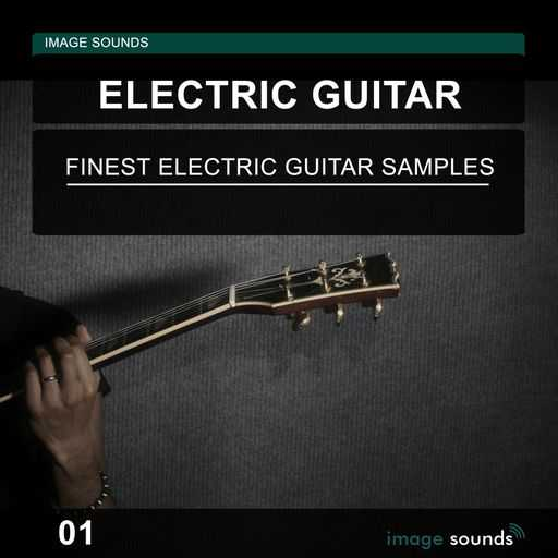 Electric Guitar 01 WAV | Images From Magesy® R Evolution™