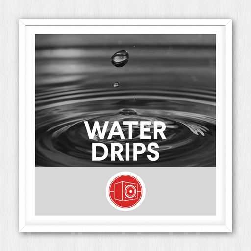 Water Drips WAV | Images From Magesy® R Evolution™