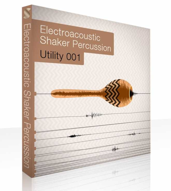 Electroacoustic Shaker Percussion AiFF REX WAV   Images From Magesy® R Evolution™