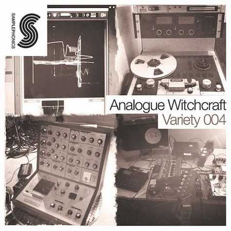 Analogue Witchcraft WAV   Images From Magesy® R Evolution™