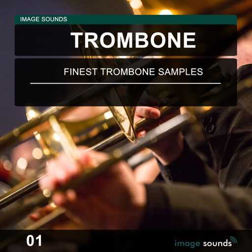 Trombone 01 WAV | Images From Magesy® R Evolution™